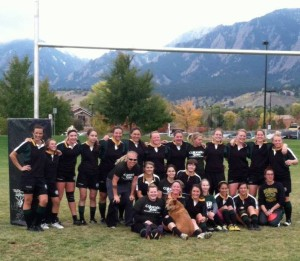 Colorado State University Women's Rugby Club