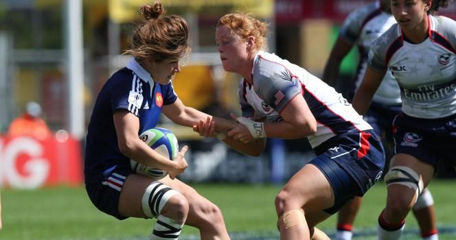 This Is American Rugby: Women Eagles 7s Open Camp