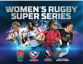 Super Series | Women's International Rugby