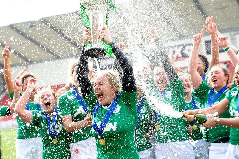 Ireland Claim 2015 RBS Women's Rugby Six Nations