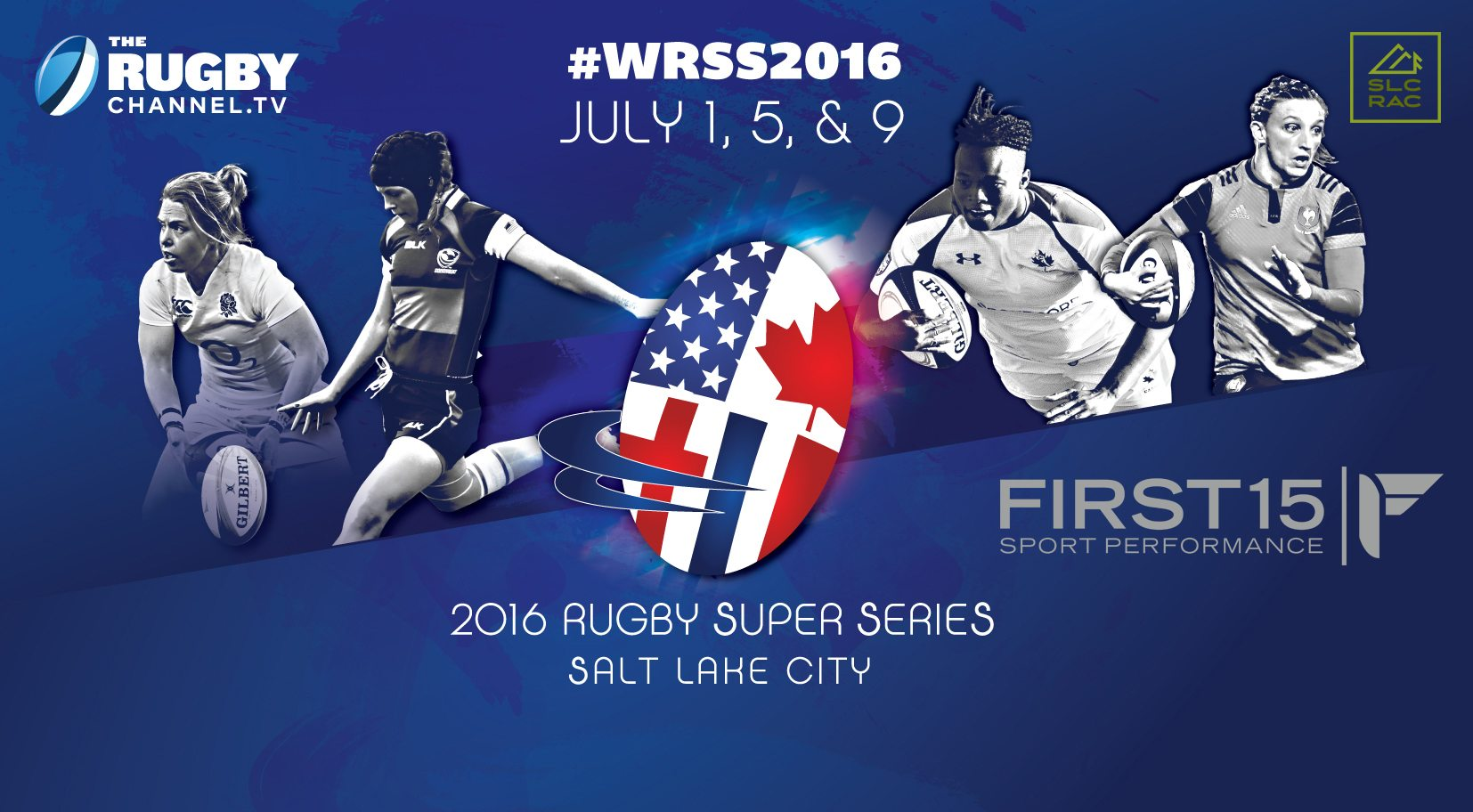 USA Rugby Women's Super Series #WRSS2016