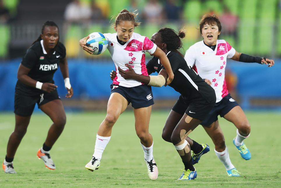 The pools and match schedule have been announced for the first ever round of the HSBC World Rugby Women's Sevens Series in Japan, the HSBC Kitakyushu Sevens on 22-23 April.