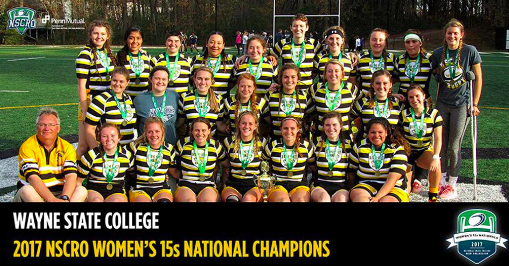 2017 NSCRO Women's Rugby Championships