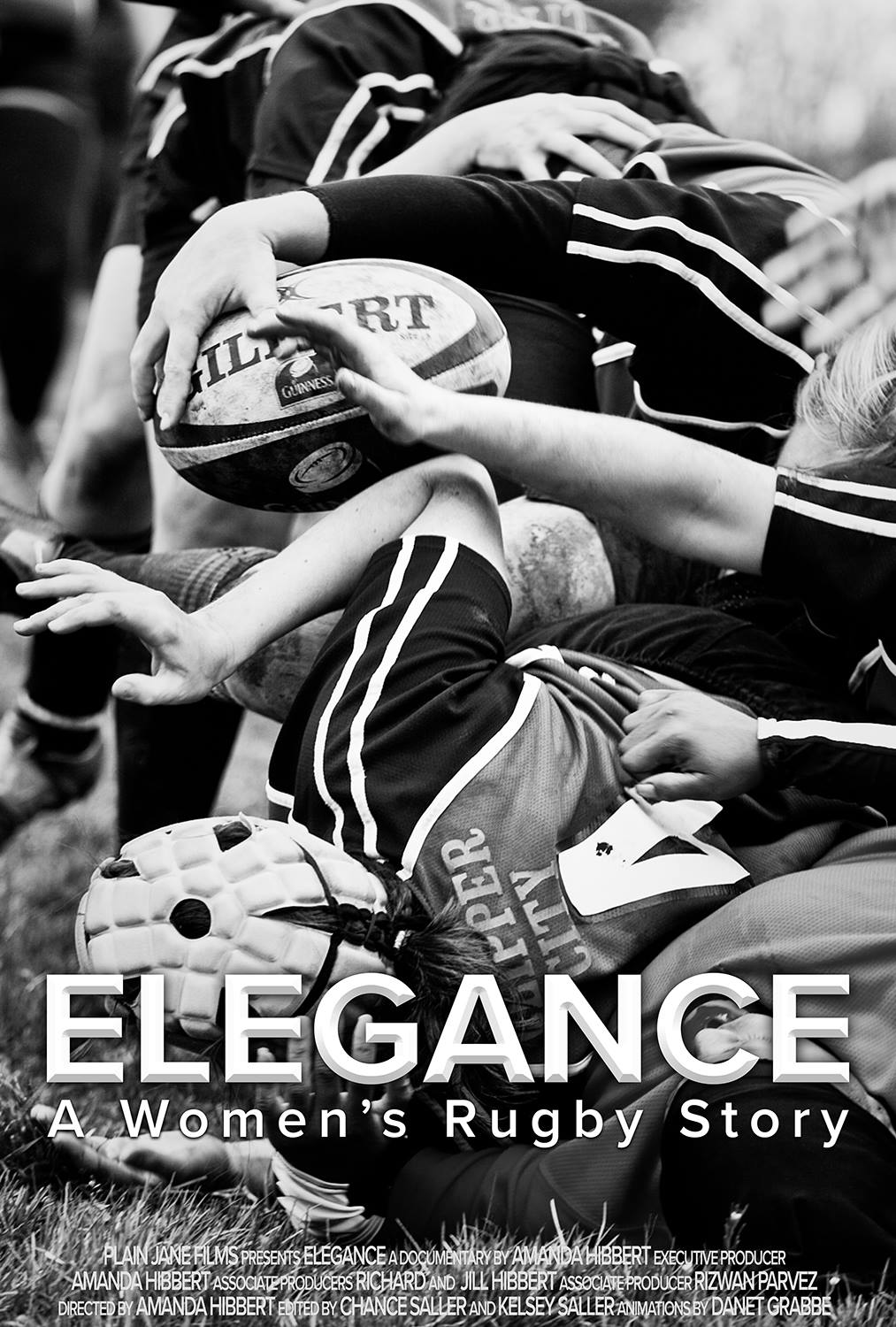 Elegance: A Women's Rugby Story