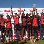 Kenya Women's Rugby Rugby Win 2018 Africa Women Sevens Cup title