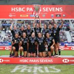 New Zealand clinched the 2018 Paris 7s