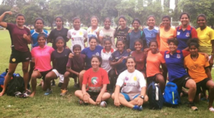 India Women's Rugby
