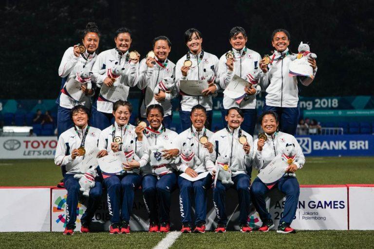 Japan takes Asia Games