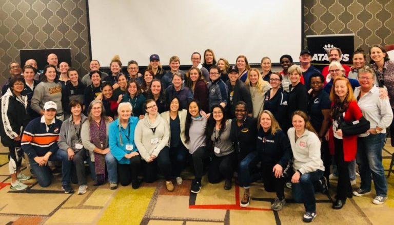 2018 WRCRA #WomeninRugby Conference