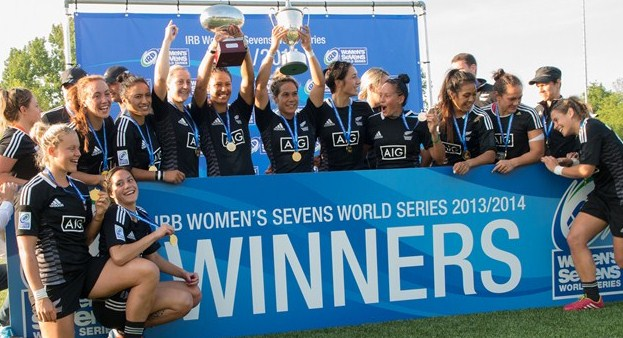 New Zealand retain Women's Sevens World Series title