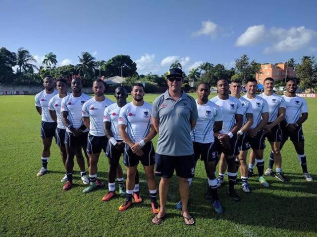 Northeast Academy - Rugby Barbados World 7s