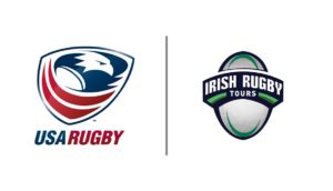 Irish Rugby Tours Sponsors USA Rugby Eagles