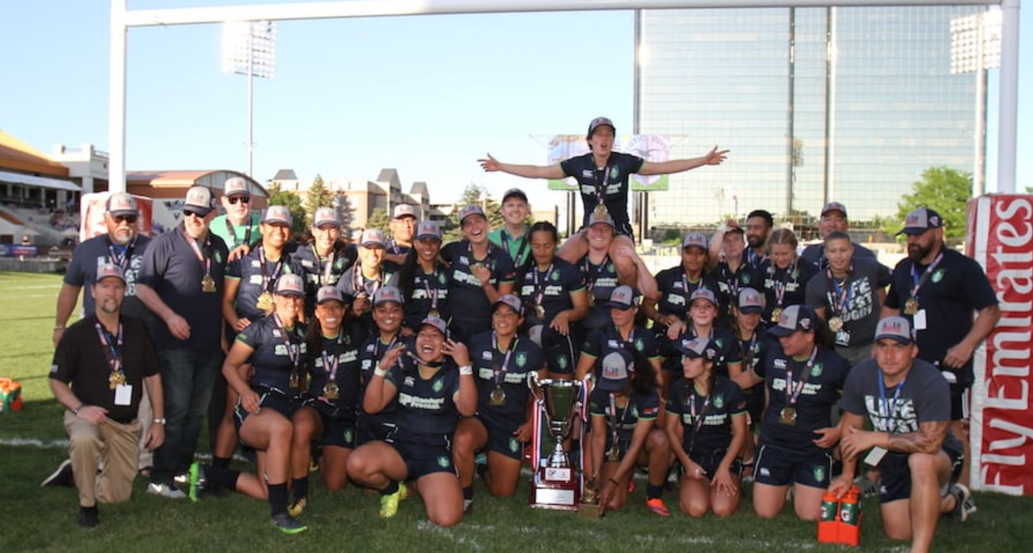 Life West Repeats as 2018 USA Rugby National Club Champion