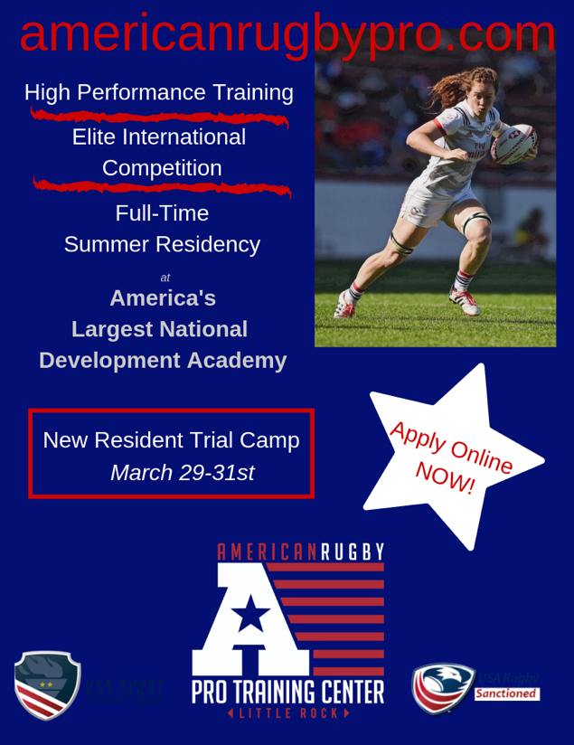 ARPTC Seeks Athletes