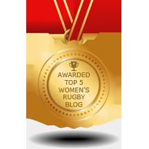 "Feedspot ""Top women's rugby Blogs, Websites & Newsletters"""