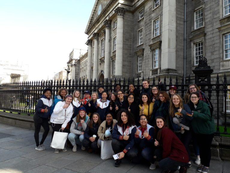 Virginia University WRFC Rugby Tour to Ireland 2019