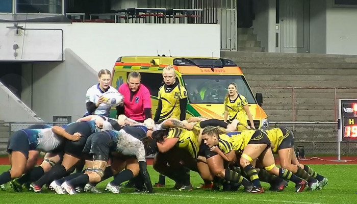 2019 European Trophy Women's Rugby - Sweden