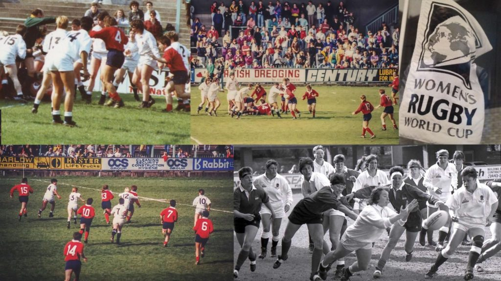 Memories from WRWC 1991