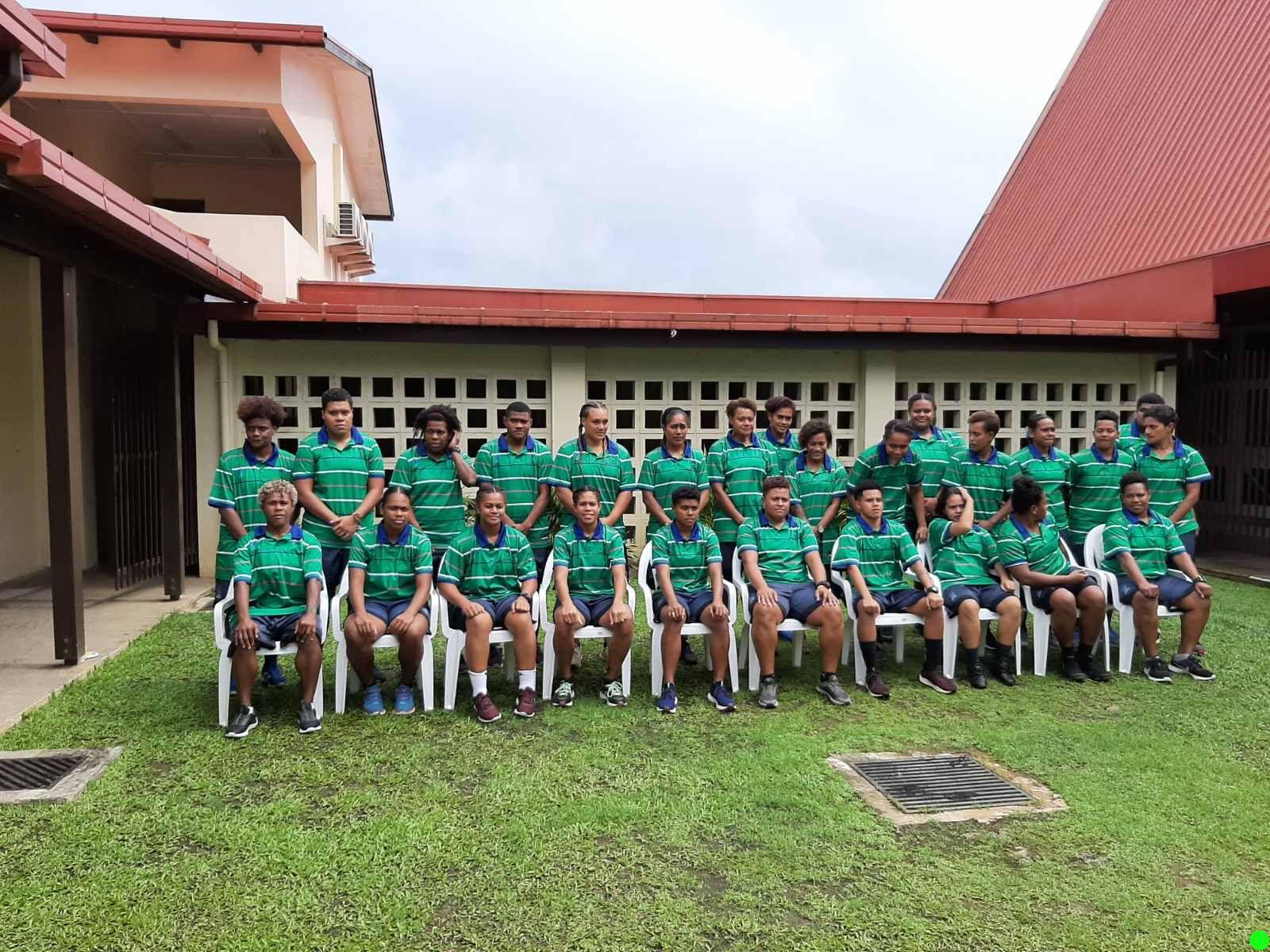 Fiji Rugby Union Women's High Performance Academy