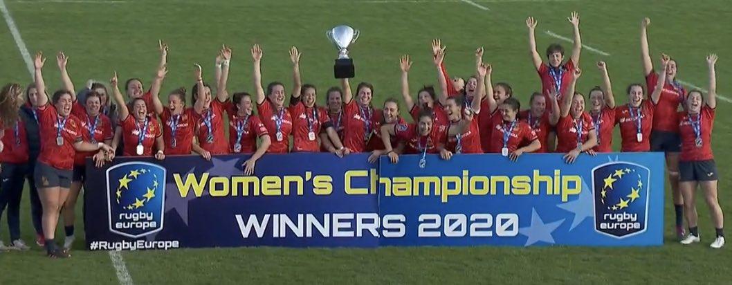 Spain wins the 2020 European Championships