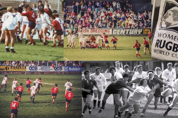 1991 Inaugural Women's Rugby World Cup