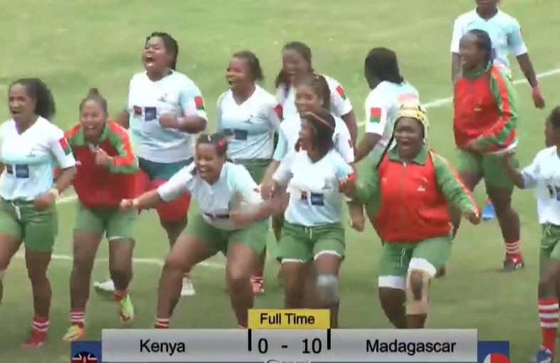 Madagascar defeats Kenya twice